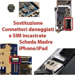 Riparazione scheda madre iphone 5