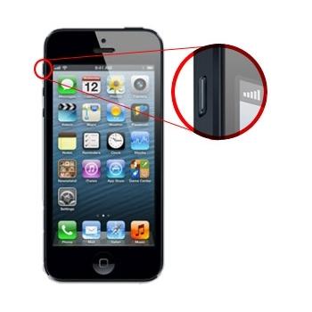 Sostituzione Vibrazione per iPhone 5