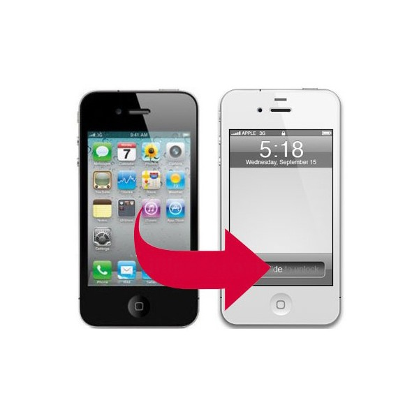 iphone 4 bianco usato latina - photo#25